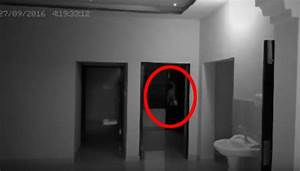 Viral Video: Scary paranormal activity caught on camera ...