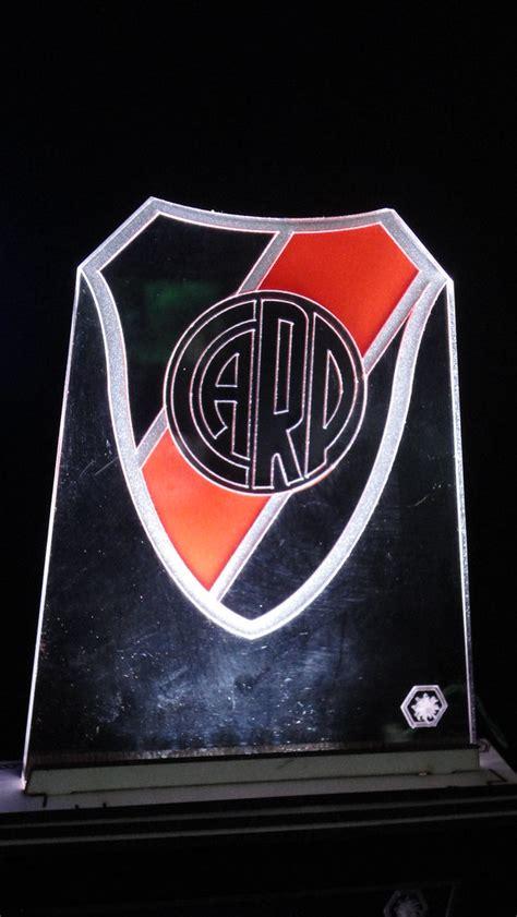TeknoArtes - Displays Luminosos - Escudo de River Plate ...