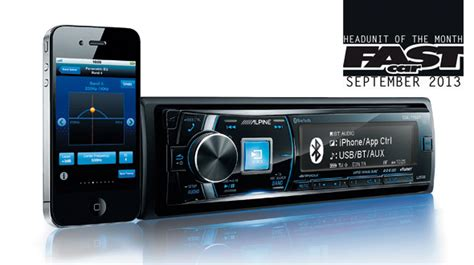 alpine cde 178bt headunit of the month alpine cde 178bt fast car