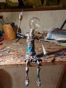 Sculpture En Papier Maché : forums view topic sculpture en papier m ch ~ Melissatoandfro.com Idées de Décoration