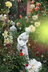 The house in the roses: the magical door | ⊱╮SECRET ...