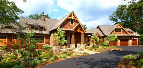 unique mountain home plans