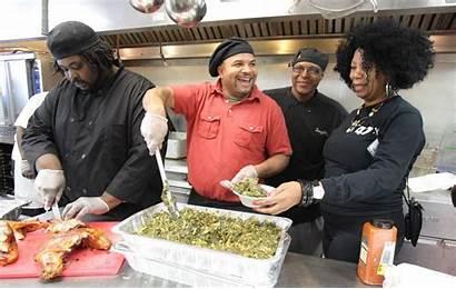 Homeless Cleveland Thanksgiving Shelter Owned Restaurants Shelters