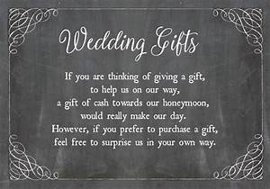 how to ask for cash wedding gifts With how to ask for money for wedding gift