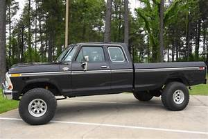 Rare 1978 Ford F150 Supercab Lariat 4x4 Lifted
