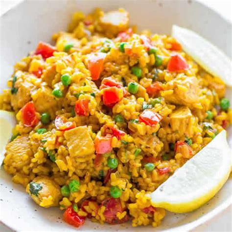 cuisine à la mijoteuse paella poulet facile cookeo votre plat délicieux avec cookeo