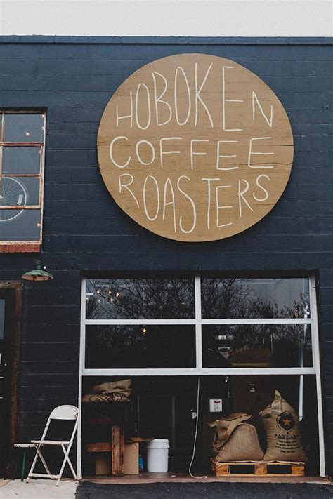 Hoboken has a long history with coffee that stretches from the maxwell house coffee plant originally located at 11th and hudson, (in operation for over half a century) to the various coffee houses that. Hoboken Coffee Roaster / | Store Shop Design | Pinterest (With images) | Coffee shop, Shop ...