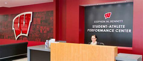 student athlete performance center campaign