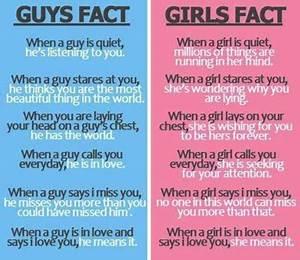 Strange Facts: Cute Love