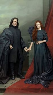 The couple that never was. :'(   Harry potter severus ...