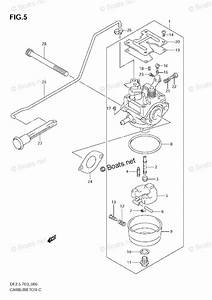 Suzuki Outboard Parts By Year 2007 Oem Parts Diagram For