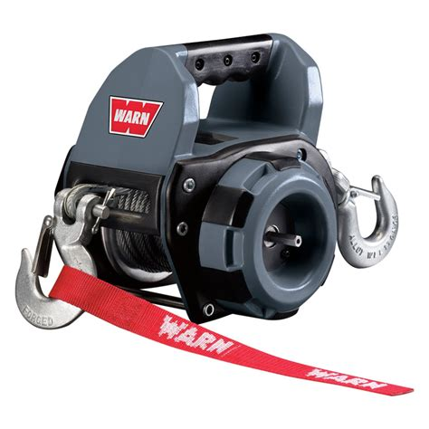 Warn® 910500  500 Lbs Portable Drill Winch