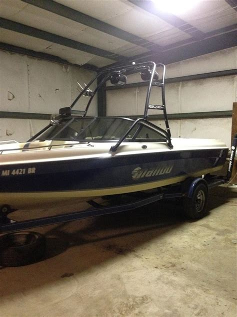 Malibu Boats For Sale In Mississippi by 2002 Malibu Sunsetter For Sale In West Point Mississippi