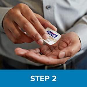 Amazon.com: PURELL SINGLES Advanced Hand Sanitizer Gel