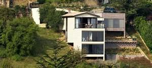 architecture de maison et integration au site architecte With construction maison terrain en pente