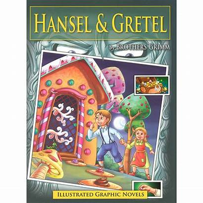 Hansel Gretel Illustrated Graphic Novel Novels Zone