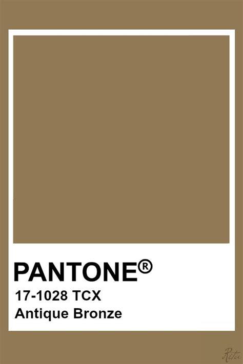pantone antique bronze brown pantone pantone color