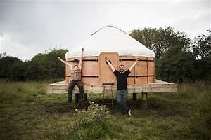 Trakke Transforms Ancient Yurt into a Packable Round House ...