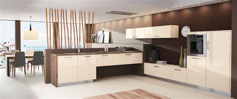 photo de cuisine moderne cuisine moderne avec armoires de cuisine en aluminium et