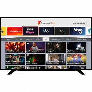 Toshiba 49u2963db 49 Inch Tv Smart 4k Ultra Hd Led