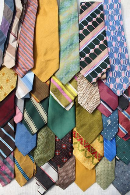 vintage neckties estate lot  mens ties