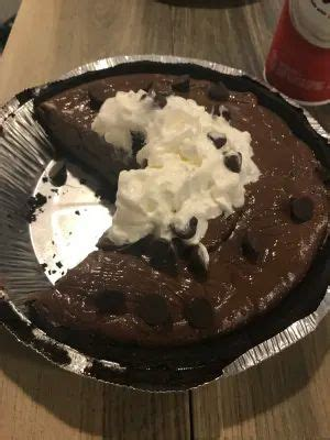 It is a chocolate liquid with rich texture. Recipes   Recipe   Chocolate chip recipes, Dessert recipes, Chocolate cream pie recipe