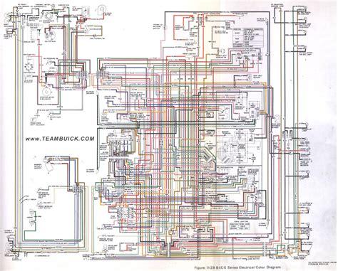 Buick Series Wiring Diagram