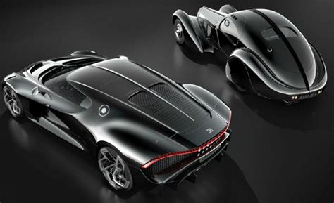 Unveiled at the 2019 geneva motor show it joins the divo as a derivative from (.) despite the unique bodywork and detailing, the la voiture noir remains a standard chiron under the hood, so performance is similar to the vehicle it. 'Ronaldo is nieuwe eigenaar Bugatti La Voiture Noire' - Autoblog.nl