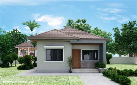 simple  bedroom bungalow house design pinoy house designs pinoy house designs