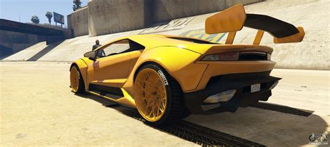Pegassi Tempesta Custom For Gta 5