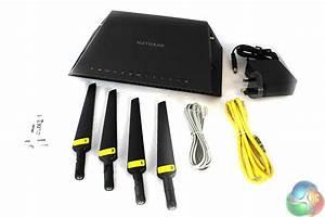Netgear Nighthawk X4s D7800 4 U00d74 802 11ac Router Review