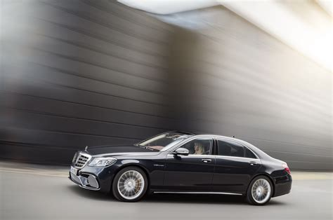 New Mercedes Sclass by Mercedes S Class Unveiled At Auto Shanghai