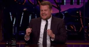 James Corden Happy Dance GIF by The Late Late Show with ...