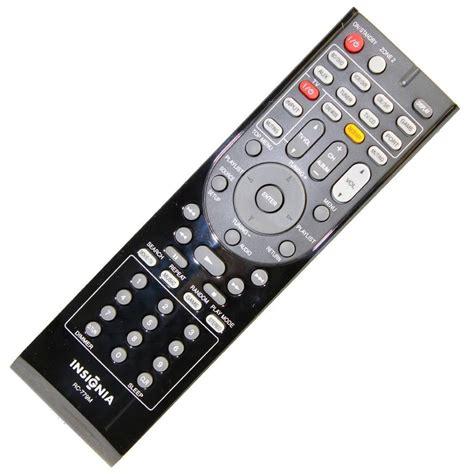 insignia tv remote app for iphone new insignia a v receiver remote rc 779m