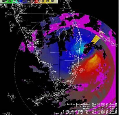 Katrina Hurricane Animation Florida Loop Mfl Weather