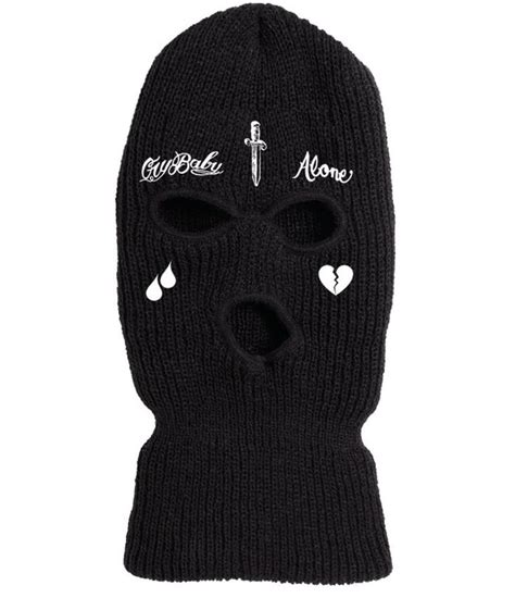 Stokeley clevon goulbourne was born on april 18, 1996 in fort lauderdale, florida. Tattoos Ski Mask in 2020 | Ski mask tattoo, Mask girl, Skiing