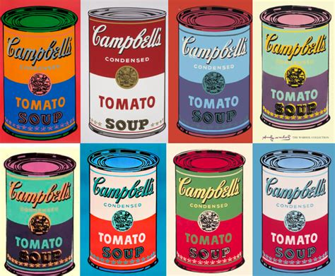 Cbell Tomato Soup Andy Warhol by Andy Warhol And His Muse The Cbell Soup Can