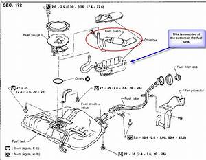 2002 Nissan Xterra Fuel Pump Relay Location