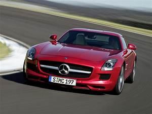 SLS AMG Coupe / C197 / SLS AMG / Mercedes-Benz / Databas ...