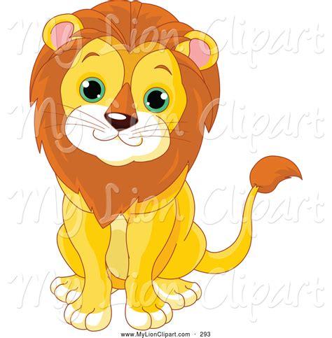 cute pics  lions clipart   clip art