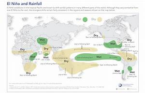 Ifrc Pic  What Changes In Rainfall Are Typical During El