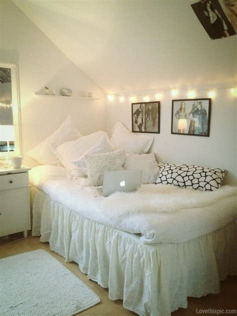 White Light Interior Bedroom Pictures, Photos, And Images