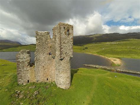 Ardvreck Castle - Wikipedia