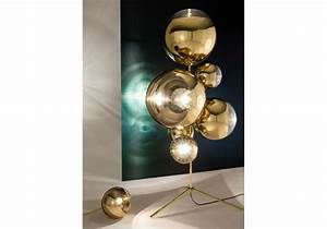 Tom Dixon Lamp : mirror ball stand chandelier tom dixon floor lamp milia shop ~ Markanthonyermac.com Haus und Dekorationen
