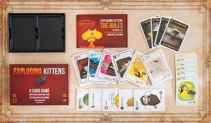 How To Play Exploding Kittens UltraBoardGames