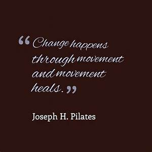 Movement, done ... Fitness Movement Quotes