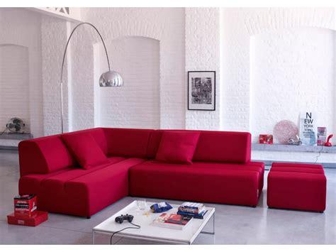 canapes modulables un canapé modulable pour un salon à sa façon le