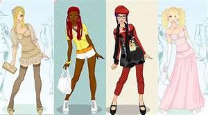 I Dress Up : fashion creator dress up game by pichichama on deviantart ~ Orissabook.com Haus und Dekorationen