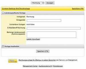 Rechnung Bitte Englisch : vorlagen einstellungen vorlagen die afterbuy dokumentation ~ Themetempest.com Abrechnung