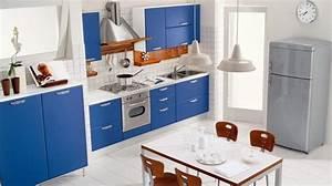 Decoracion de interiores en azul bricodecoracioncom for Kitchen colors with white cabinets with inspection sticker ma